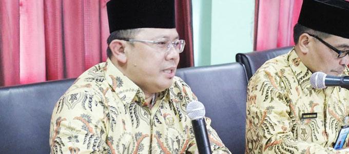 Saiful Mujab, Kepala Kantor Kementerian Agama DKI Jakarta - stapico.com