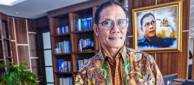 Suhariyanto, Kepala Badan Pusat Statistik - majalah.tempo.co