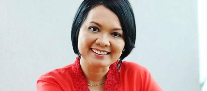 Veranita Yosephine Sinaga, Direktur Utama AirAsia Indonesia - www.portonews.com