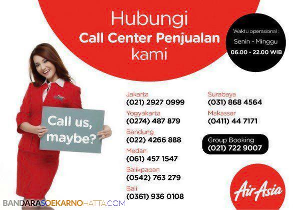 airasia call center