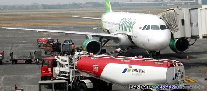 avtur bandara soekarnohatta - infotikita.blogspot.com