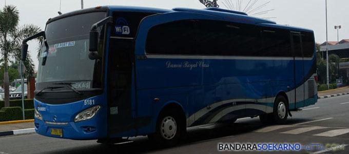 bus damri airport - www.busbandara.com