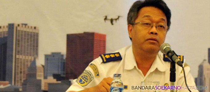 Novie Riyanto, Direktur Utama AirNav Indonesia - www.beritakepo.com