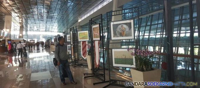 terminal 3 bandara soekarno hatta - bisniskeuangan.kompas.com