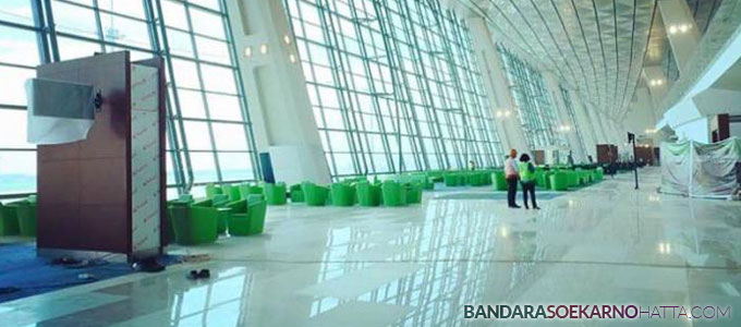 terminal 3 ultimate bandara soekarno hatta - www.tribunnews.com